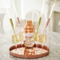 Prosecco Flaming Drinks Stirrers, Pack of 4