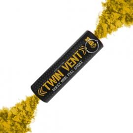 Twin Vent: Burst Wire Pull® Smoke Grenade
