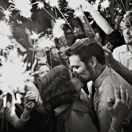 70cm Wedding Day Sparklers, Pack of 5