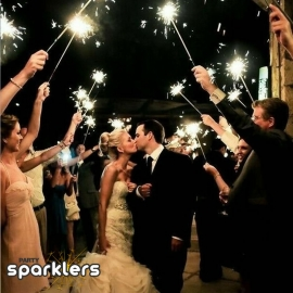 40cm Giant Legacy Sparklers, Pack of 5