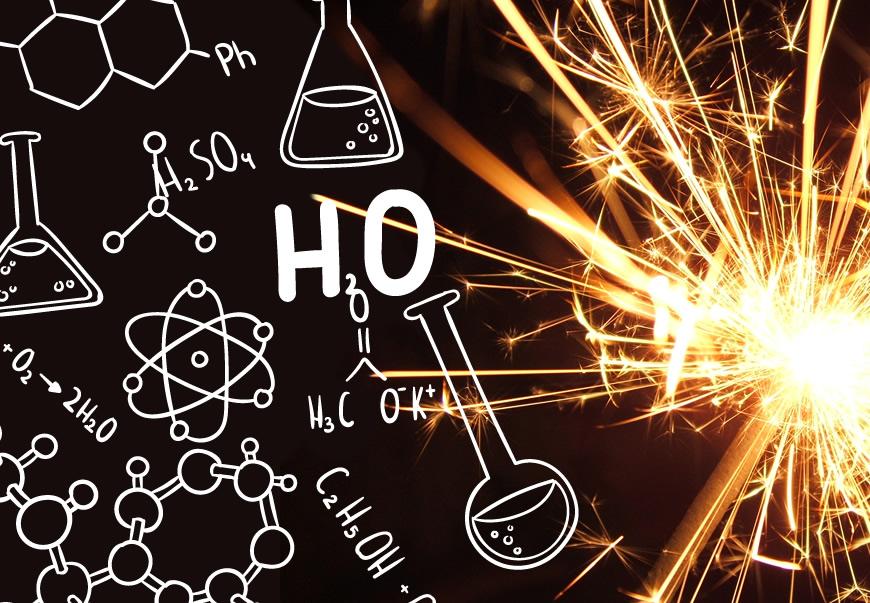 Sparkler Chemistry